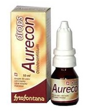 Aurecon krople do uszu 10ml