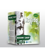 Xylitol (Ksylitol) cukier brzozowy 250g