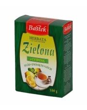 Herbata zielona z cytryną 100 g