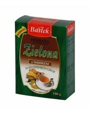 Herbata zielona z imbirem 100 g