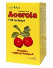 Acerola  x 100 tabl.