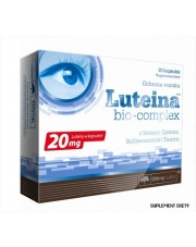 OLIMP LUTEINA BIO-COMPLEX x 30 kaps.
