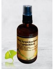 Olej żywokostowy z gojnikiem 100 ml.