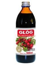 głóg sok 500 ml.