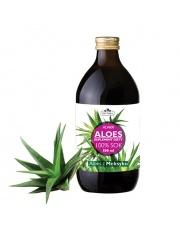 sok z Aloesu ALV600 500 ml 100% Dr Gaja