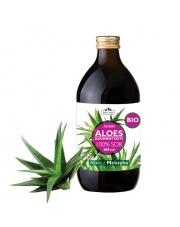 sok z Aloesu ALV600 BIO 500 ml 100% dr gaja