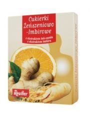 Cukierki żeńszeniowo-imbirowe 50 g