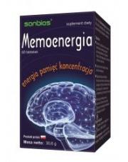 Memoenergia x 60 tabl.
