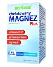 Magnez Plus Chelatowany x 60 tabl.