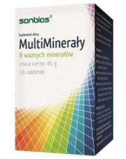 MultiMinerały x 60 tabl.