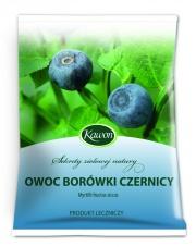 Owoc Borówki Czernicy 25g