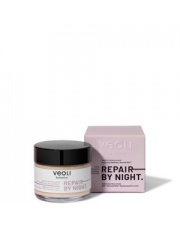 "Veoli botanica KREM DO TWARZY NA NOC Z OCHRONĄ LIPIDOWĄ ""SECOND SKIN"" REPAIR BY NIGHT  60ml."